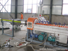 Corrugated Optic Duct cable communication pipe machine