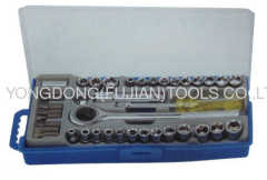 40PCS SOCKET SET(1/4)