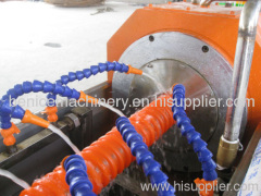 Corrugated Optic Duct cable communication pipe extrusion lin