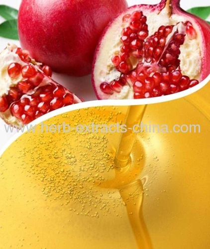 Supercritical CO2 Natural Punicic Acid Pomegranate Seed Oil