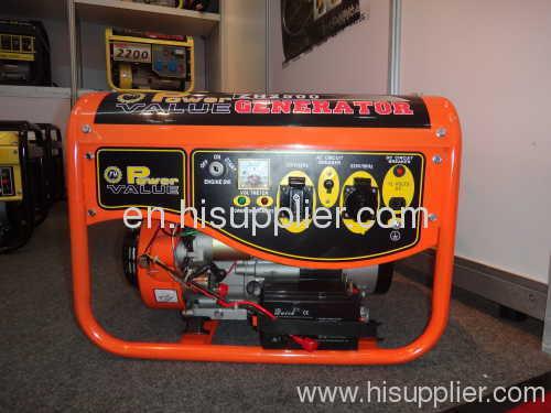 2kw Home Generator - European Standard (ZH2500CXB)