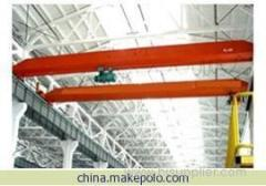 LP Model Electric Single Girder Crane
