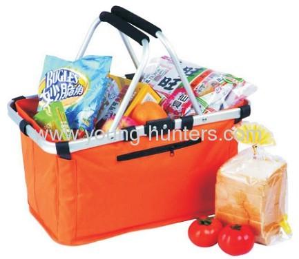 Polyester Shopping Basket