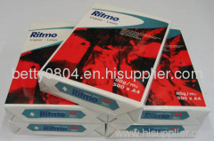 popular paper-a4 copy print all purpose paper in china