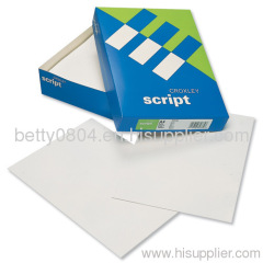 high white copy paper