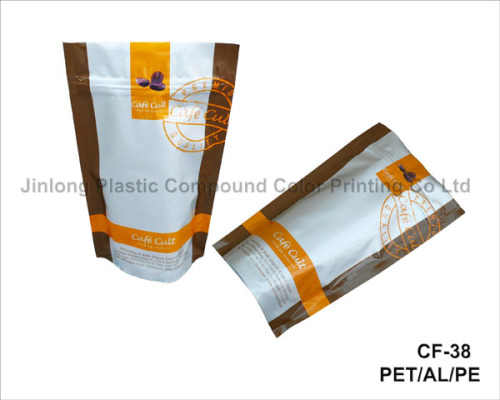 bottom gusset coffee bag