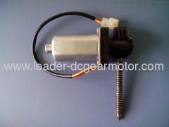 180-230rpm 24v dc gear motor