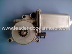 Electric window motor