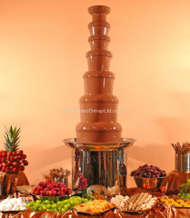 Largest Commercial Chocolate Fountain