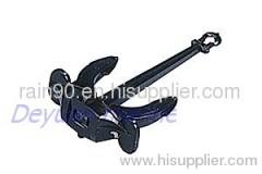 Hall anchor type B