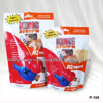 pet food packaging bag