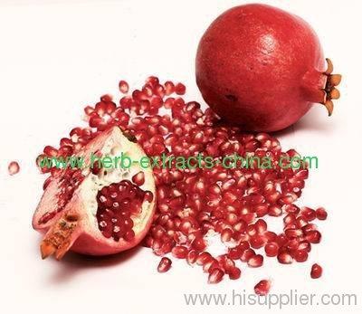 Punicic acids oleic acid Linolenic acid Palmitic acid