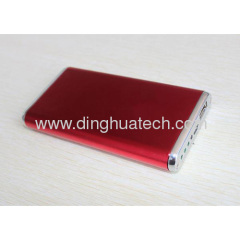 6000mAH USB Portable Mobile Power Source