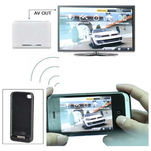 how to connect phone to smart tv wireless iphone
