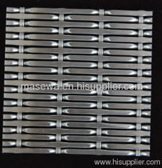 wire mesh for elevator decoration
