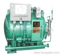 SWCM 20 Sewage treatment plant
