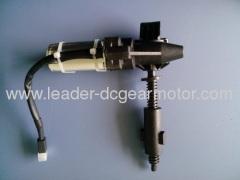 electirc power window motor torque