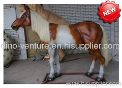 future fiberglass animals for horse
