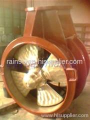 Tunnel thruster
