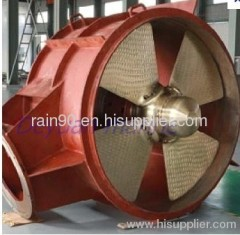 FP bow thruster