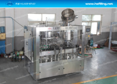 Glass Bottle Filling/Capping 2-in-1 Machine ( Metal Crown Cap)