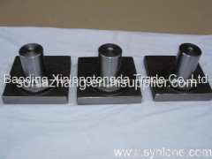 QT ductile iron castings and ductile iron casting