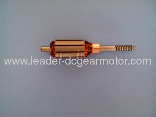 12v 24v Dc Motor Armature Manufacturer Supplier