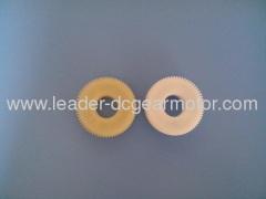 Plastic Nylon motor gears