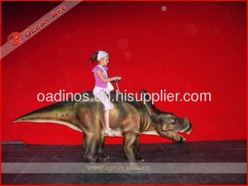 Small Walking dinosaur rides
