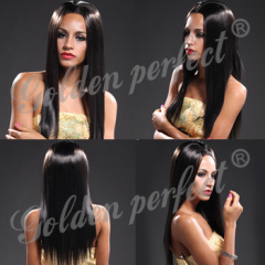 """22""""100%human hair front lace wigs"""