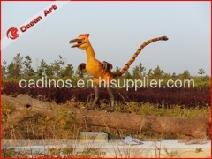High quality Life-size Robotic dinosaur