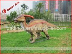 Simulation robotic dinosaur