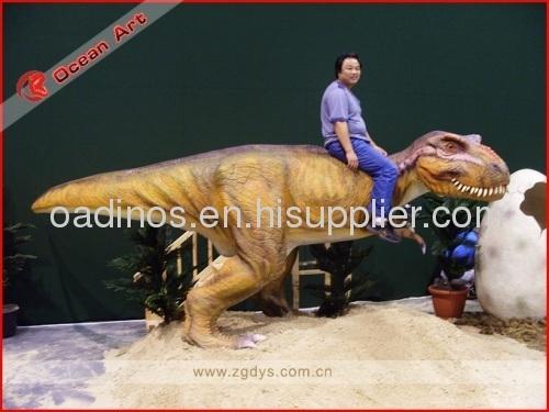 Kids dinosaur model