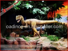 Fashion animatronic dinosaur model