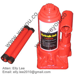 Hydraulic bottle jack super quality