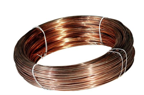 copper coated wire steel iron from China manufacturer - Gunes Wire ...