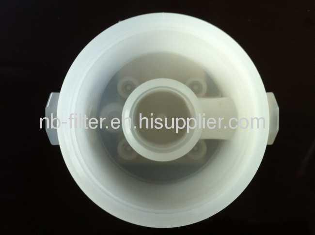 Quot natural polypropylene filter housings manufacturers