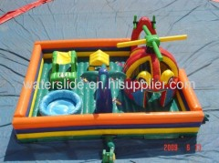 inflatable toddler town series inflatables choper ville