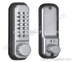 Digital electronic code door locks