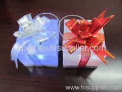 LED Color gift box for birthday