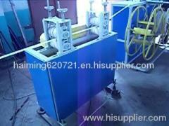 pipe poduction line ;extruder