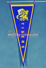 Custom tiger indoor banner