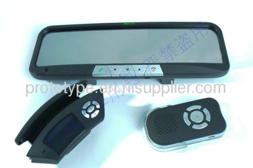 Hands Free Car Kit: Steer Wheel Bluetooth Handsfree Car Kit Best Bluetooth