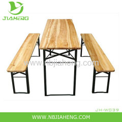 FSC Certified Wooden BeerTable