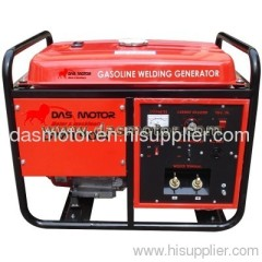 gasoline welding electric generator