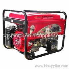 honda 5.0KW gasoline potable home backup Generator