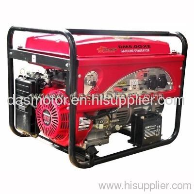 honda 5.0KW gasoline potable home backup Generator