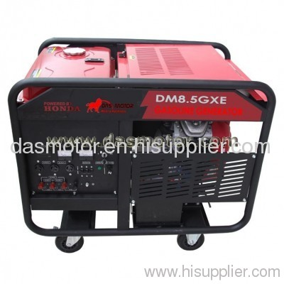 honda 8.5KW gasoline portable home backup generator