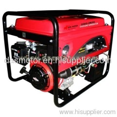 B&S 5.0KW gasoline portable home backup generator