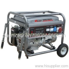 5.0kw gasoline portable home backup generator